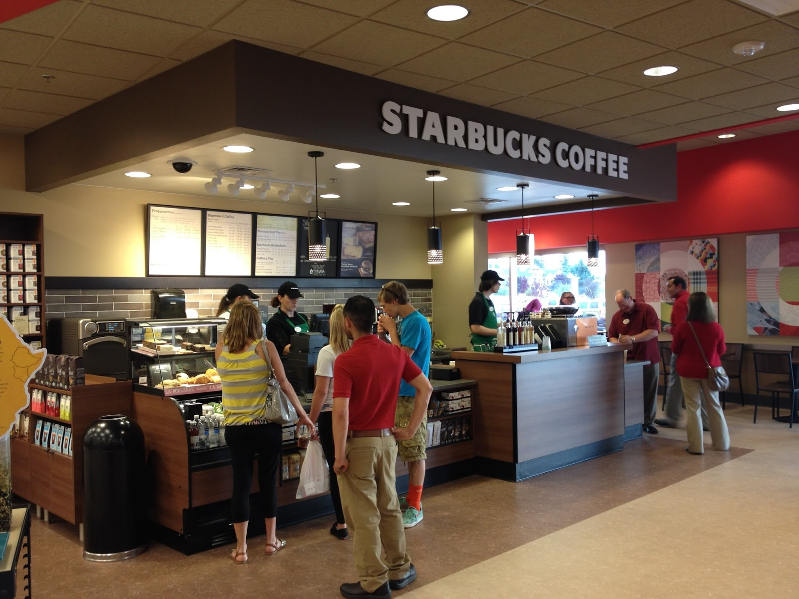 Tomorrow's News Today - Atlanta: Starbucks Scores Space in