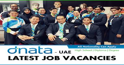 Latest Job Vacancies At Dnata-Dubai