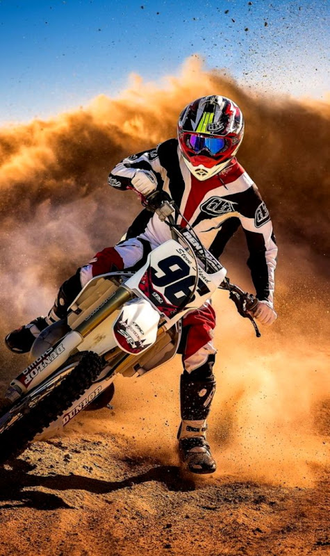Dirt Bike Wallpapers Wallpapers Comp