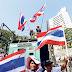 Thai bergolak: Dua maut, sembilan cedera