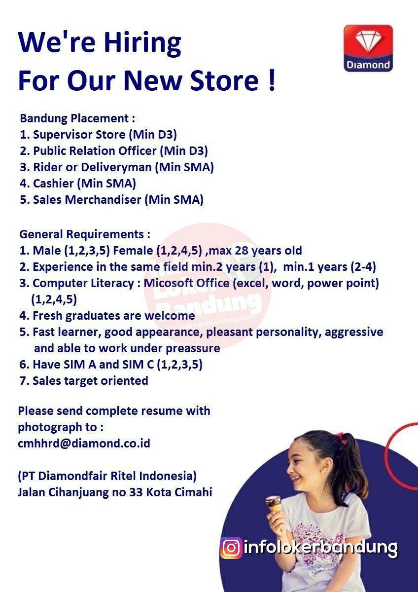 Lowongan Kerja Pt Sukanda Djaya Cimahi Februari 2019 Info Loker Bandung 2021