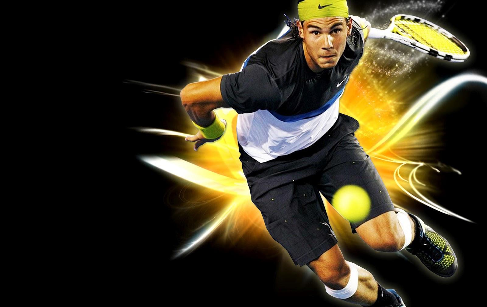 Nadal Hd: Sports Celebrity: Rafael Nadal HD Wallpaper