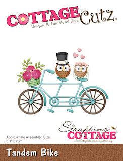 http://www.scrappingcottage.com/cottagecutztandembike.aspx
