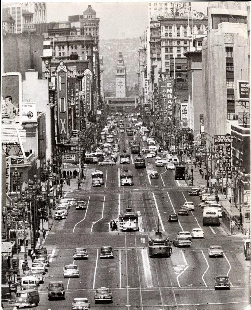 San Francisco: Spotlight On San Francisco News-Call Bulletin Photo Morgue