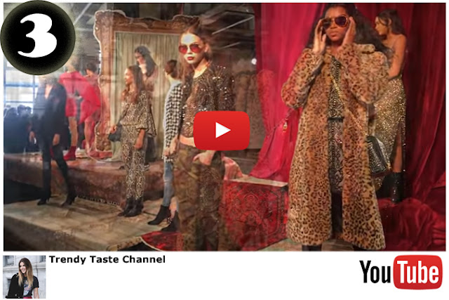 TOP 3 Youtube - Trendy Taste NYFW