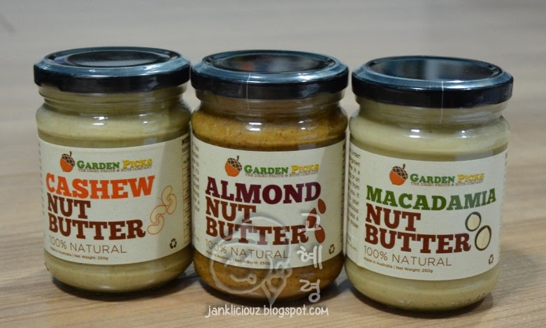 Recipe Edition: Food with Nut Butters
