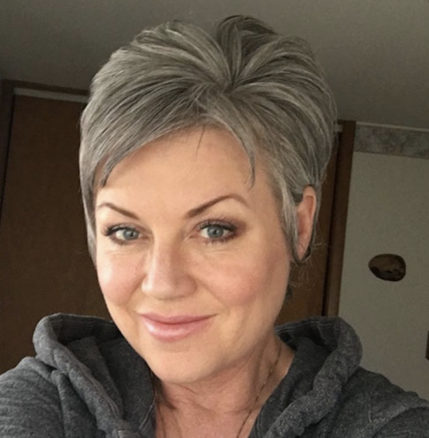 pixie haircuts gallery for older women 2019