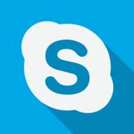 skype shadow icon