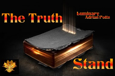 New Show Alert: The Truth Stand with Adrian Potts the Luminary