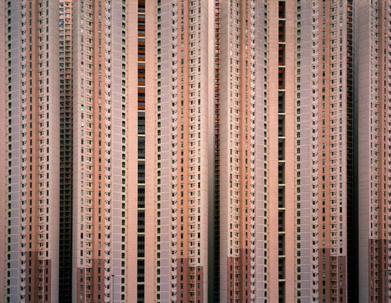 ©Michael Wolf - Architecture of Density. Hong Kong