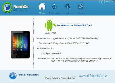 Phoenix-Suit-Firmware-Tool
