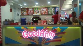 Krispy Kare-kare Plus New Branch Is Latest From Goodah!!!