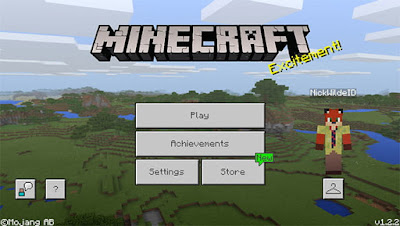 Cara Ganti Mode Bermain Minecraft Windows 10