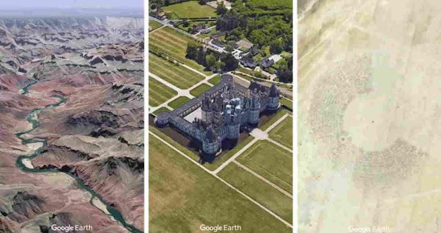 Google Earth Versi Baru Hari ini Meluncur, Tawarkan Tur yang lebih Interaktif
