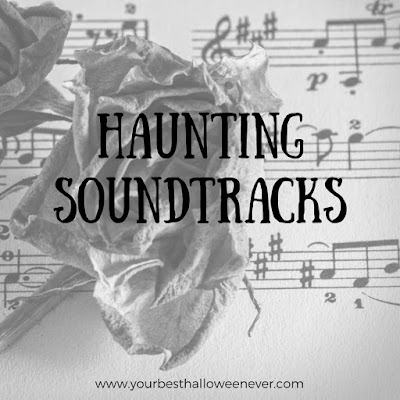 Spotify cover, best Halloween music, horror movie soundtrack compilation