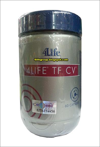 foto 4Life Transfer Factor CV