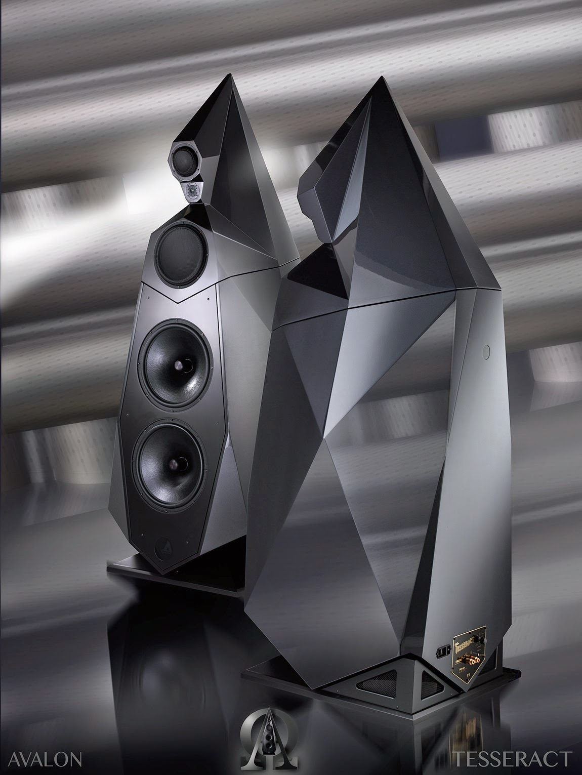 Mono and Stereo High-End Audio Magazine: Avalon Acoustics ...