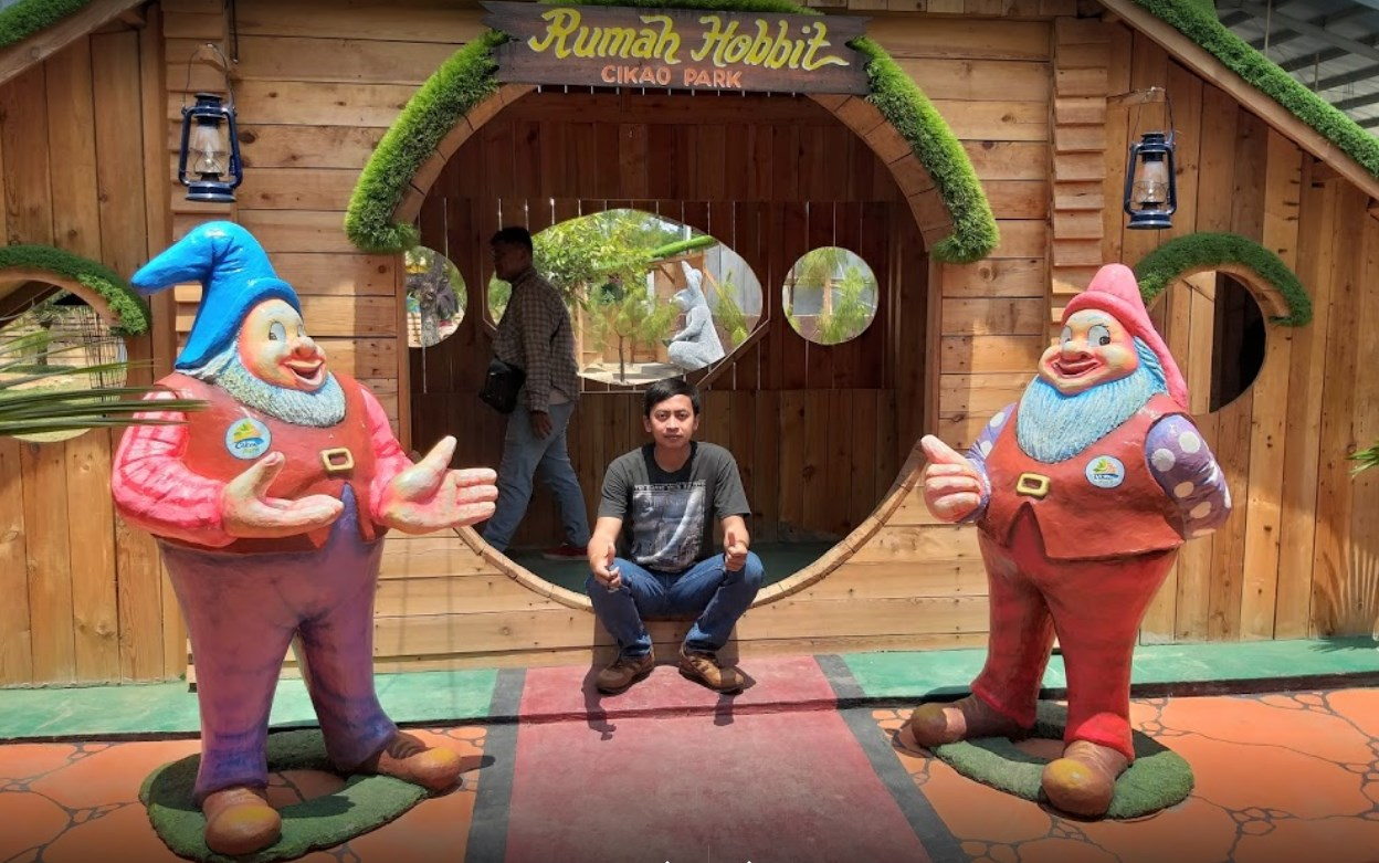 Keindahan Tempat Wisata Cikao Park Purwakarta Wisata Tempatku