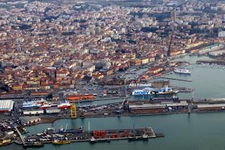Porti dell'Alto Tirreno - In arrivo 6,6 milioni di euro da RFI