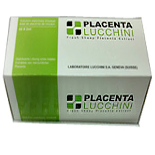 PLACENTA LUCCHIN - FRESH SHEEP PLACENTA EXTRACT