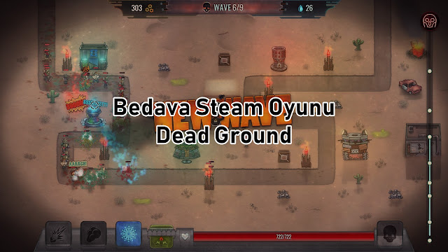 Dead Ground free steam key