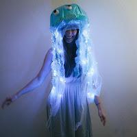 disfraz diy de medusa