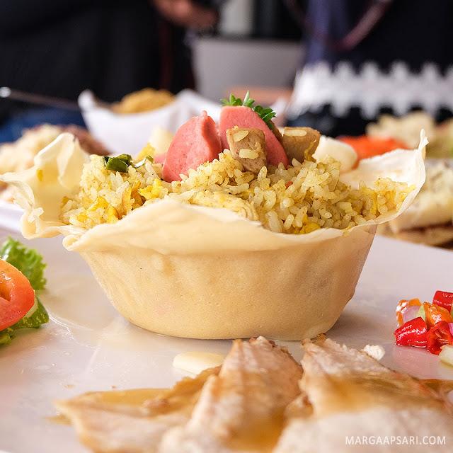 Nasi Goreng Warunk Starmeal