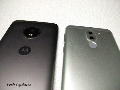 Moto G5 Plus vs Honor 6X Camera Comparison