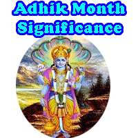 Significance of Mal Maas in astrology, important celebration in adhi maas , what to do to attract success in life in purushottam month.