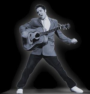 Elvis Presley Rei do Rock  A INFLUÊNCIA DE ELVIS NA SOCIEDADE NOS ... b7aef3a781
