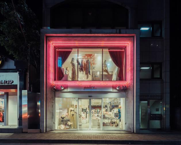 © Franck Bohbot - Tokyo Murmurings
