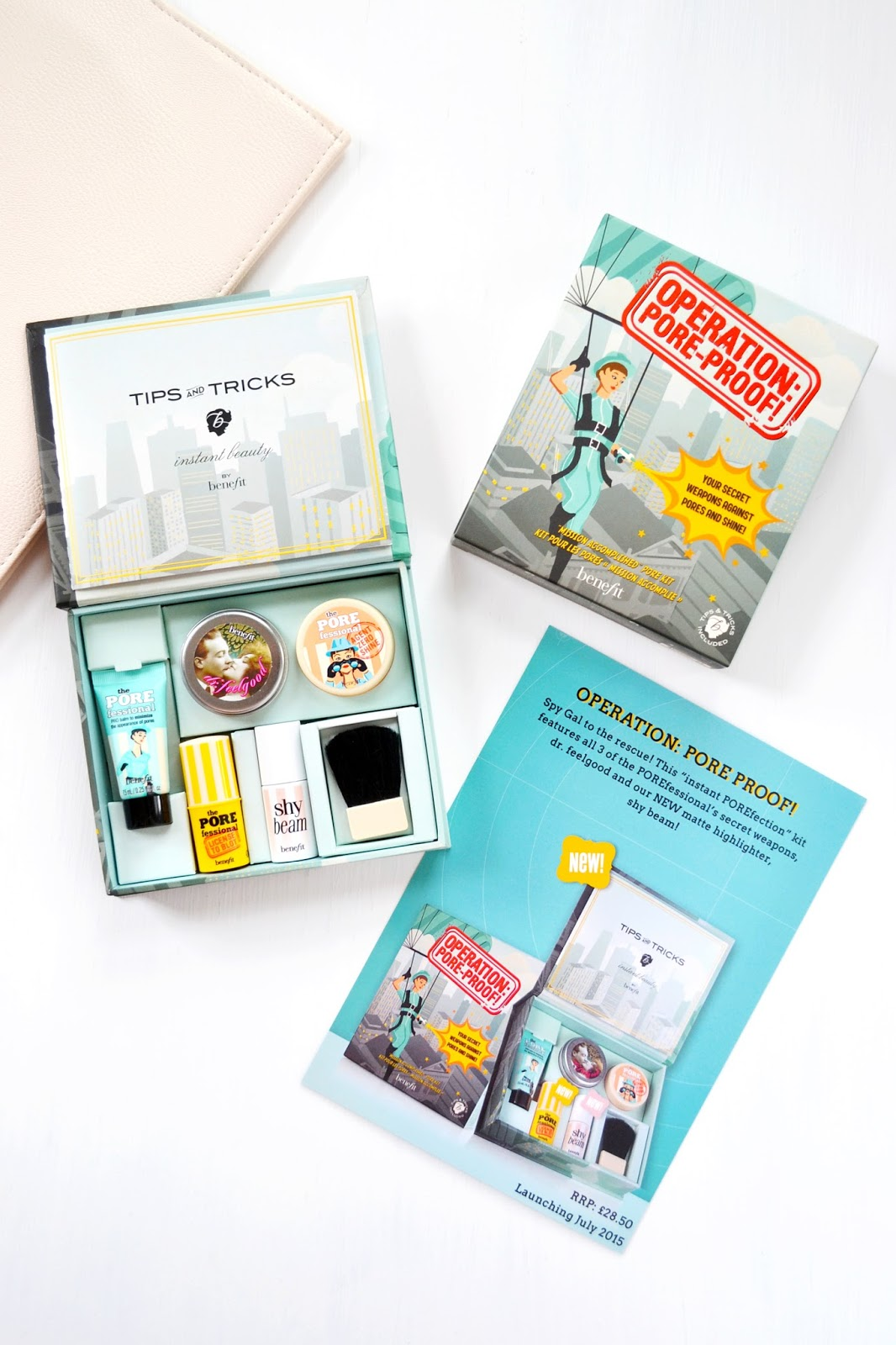 Benefit Cosmetics Operation Pore-Proof Kit