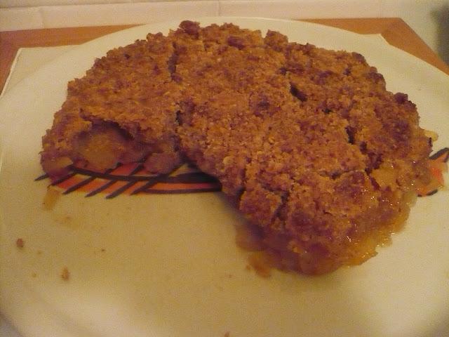 La ricetta dell'Apple Crumble: tipico dolce scozzese