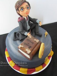 Harry Potter cake birthday