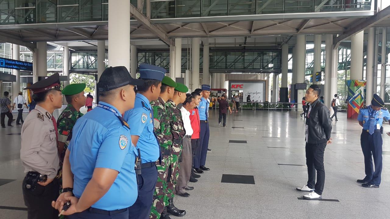 Pasca Ledakan Bom Sibolga Pengamanan Bandara KNIA Ditingkatkan