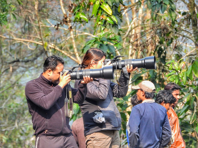 Latpanchar is a bird photographer's paradise
