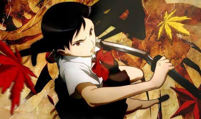 Otonashi Saya (Blood+)