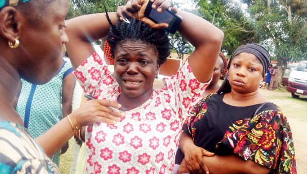 kidnappers move students inaccessible creek