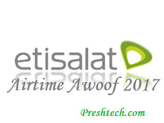 New Way To Enjoy Unlimited Free Airtime on Etisalat - How To Get Up to N1,400