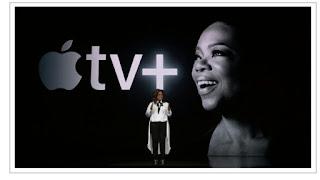 Trending! Apple Unveils TV Streaming Platform And Credit Card