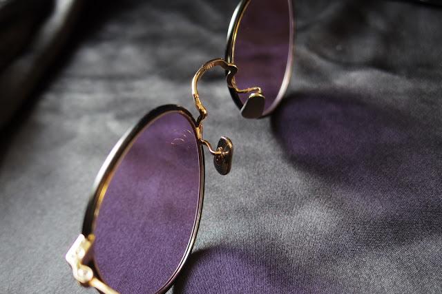 EYEVAN7285のサングラス