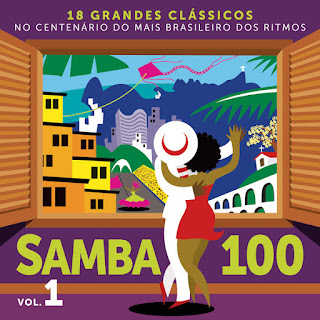 CD Samba 100, Vol. 1