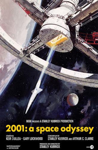 2001: A Space Odyssey (BRRip 1080p Dual Latino / Ingles) (1968)