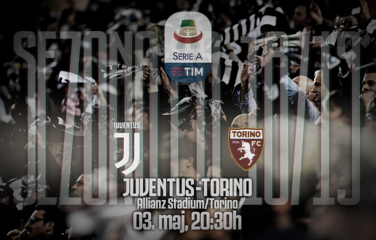 Serie A 2018/19 / 35. kolo / Juventus - Torino, petak, 20:30h