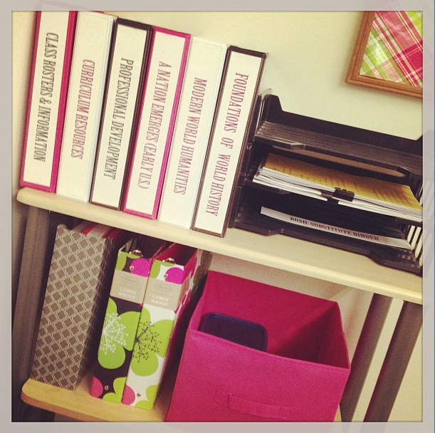 Crafty Teacher Lady: Organization Ideas For The Traveling