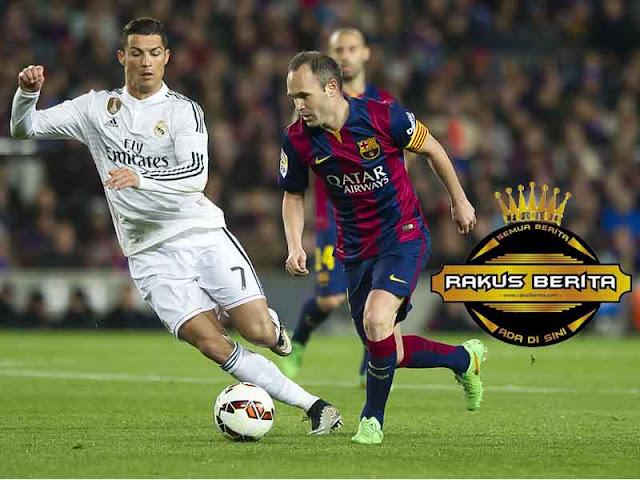 Iniesta Berharap El Clasico Ini Bukan Terakhir Untuknya