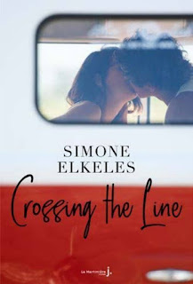 [Simone Elkeles] Crossing the line Couv72191987