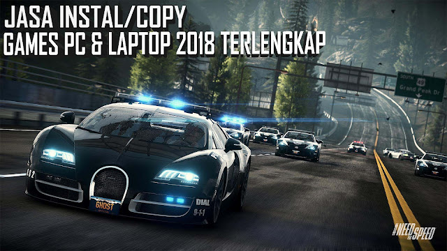 Jasa Instal dan Copy Game PC/Laptop Terlengkap di Jogja