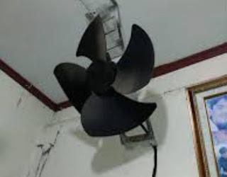 kipas AC yang irit listrik
