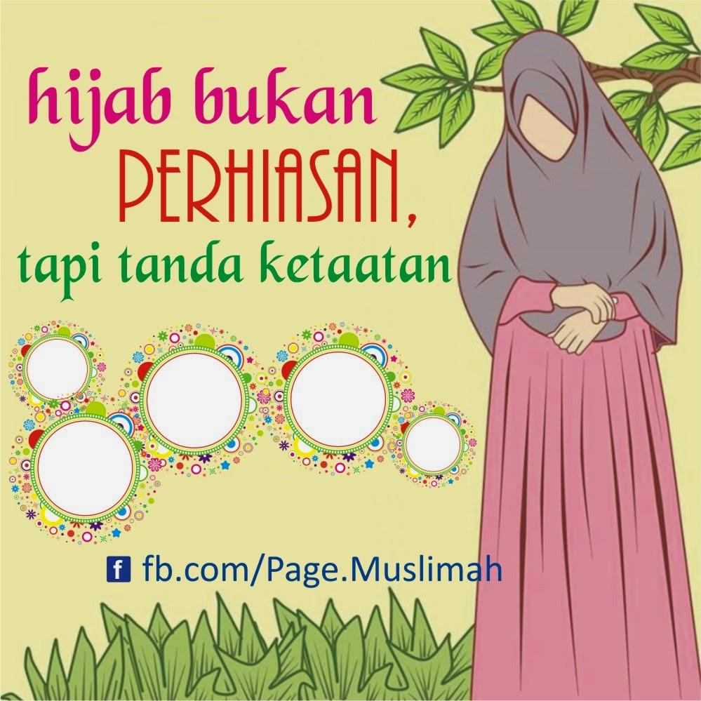 Jilbab adalah ketaatan